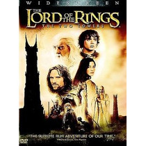 The Lord Of The Rings The Two Towers - Viggo Mortensen Dvd