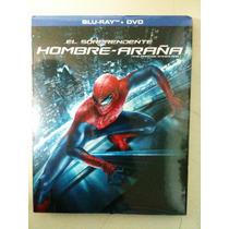 El Sorprendente Hombre Araña Spiderman ( Bluray + Dvd )
