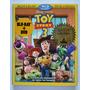 Película Toy Story 3 Disney Blue Ray + Dvd