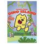 ¡guauu! ¡guauu! Wubbzy !: Escape From Dino Island Dvd