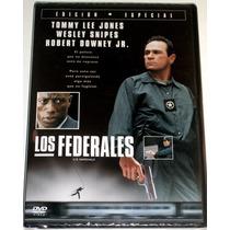 Dvd: Los Federales / U.s. Marshals, Tommy Lee Jones!! Op4