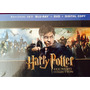 Harry Potter Howarts Collection Bluray+dvd+digital Copy