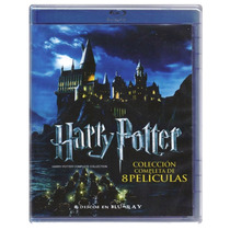 Harry Potter, Boxset: Las 8 Peliculas, Años 1 - 7.2 Blu-ray