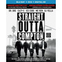 Straight Outta Compton - Bluray + Dvd Importado Unrated Cut
