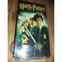 Harry Potter Y La Cámara Secreta Vhs Colección
