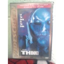 Dvd Terror Thinner Maldición Gitana Región 1 Stephen King