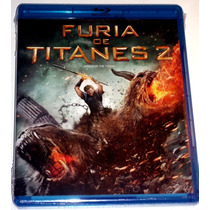 Blu-ray Furia De Titanes 2 / Wrath Of The Titans (2012) Au1