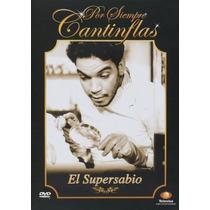 Dvd Mexicano Mario Moreno Cantinflas El Supersabio Tampico