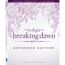 Breaking Dawn 1 / Amanecer 1 Edición Extendida Blu-ray - Eu