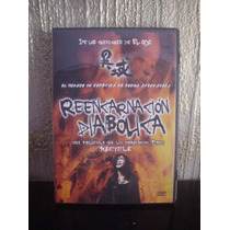 Reencarnacion Diabolica Terror 100% Original Movie Dvd