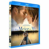 Lo Mejor De Mi , Pelicula En Blu-ray