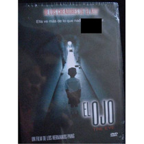Dvd Pelicula : El Ojo / The Eye / Hermanos Pang