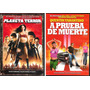 Grindhouse, Planeta Terror & A Prueba De Muerte, Cine, Dvd