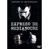 Dvd Expreso De Medianoche ( Midnight Express ) 1978 - Alan P
