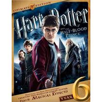 Harry Potter Y El Misterio Del Principe Ultimate Edition Dvd