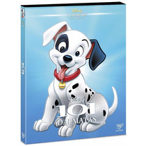 101 Dalmatas Edicion Diamante Clasicos Disney , Pelicula Dvd