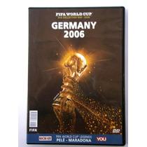 Dvd Futbol Copa Mundial Fifa Alemania 2006 Tampico