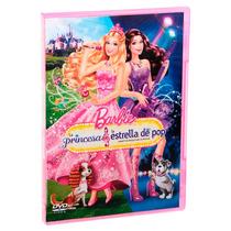 Barbie La Princesa Y La Estrella De Pop , Pelicula En Dvd