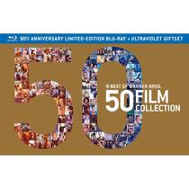 Coleccion Blu-ray Warner Brothers 90 Años 50 Películas