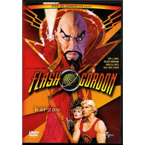 Flash Gordon, Musica Queen, Cine Ciencia Ficcion Comics, Dvd