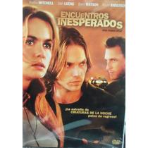 When Strangers Appear Dvd Encuentros Inesperados-josh Lucas