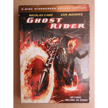 Ghost Rider Import Movie Eva Mendes Nicolas Cage - Marvel