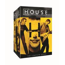 Dr. House La Serie Completa En Dvd 8 Temporadas Importada