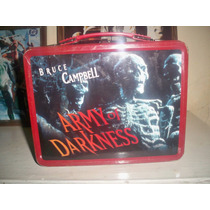 Lonchera, Lunch Box Neca Blu Ray Army Of Darkness .