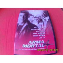Pelicula En Dvd Arma Mortal 4