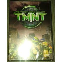 Dvd Las Tortugas Ninja Teenage Mutant Ninja Turtles Animada