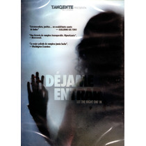 Dvd Dejame Entrar ( Let The Right One In ) - Tomas Alfredson
