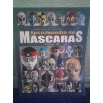 Libro Revistas Enciclopedia De Las Mascaras Número 3 Tomo 3