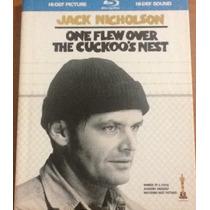 One Flew Over The Cuckoos Nest Blu Ray Atrapados Sin Salida