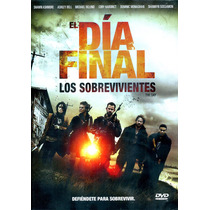 Dvd El Dia Final ( The Day ) 2011 - Douglas Aarniokoski