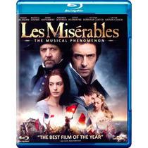 Los Miserables. Pelicula En Formato Blu-ray