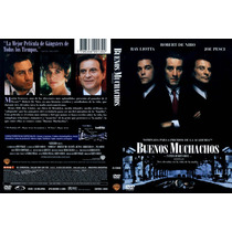 Dvd Buenos Muchachos Goodfellas Mafia Robert Deniro Tampico