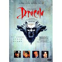 Dvd Dracula 1992 De Bram Stoker - Francis Ford Coppola