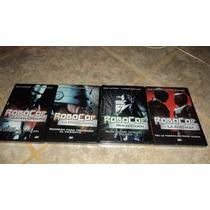 Dvd Robocop Coleccion 4 Volumen