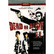 Dvd Dead Or Alive 2 Sangre Yakusa - Takashi Miike