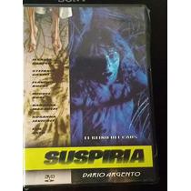 Dvd Suspiria Importada Nueva Y Sellada Region 2 Pal