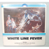 Pelicula Super 8 Sound Color White Line Fever En Ingles