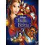 La Bella Y La Bestia En Disney Dvd Edicion De Dos Discos