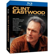 Clint Eastwood Collection (10 Discos) Blue Ray