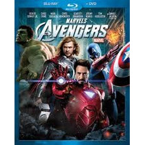 Bluray Dvd Copia Digital The Avengers Los Vengadores Tampico