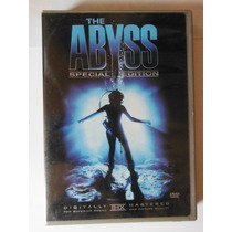 Pelicula The Abyss Movie Import Box Set By James Cameron