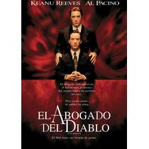 Devils Advocate Dvd El Abogado Del Diablo - Keanu Reeves