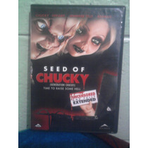 Dvd Terror Chucky 4 La Novia De Chuky Puppet Master