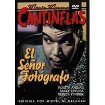 Dvd Cine Mario Moreno Cantinflas El Señor Fotografo Tampico