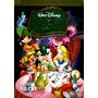 Alicia En El Pais De Las Maravillas, Walt Disney, Dvd