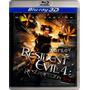 Resident Evil 4 La Resureccion 3d, Afterlife, Blu-ray 3d